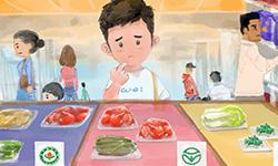 绿色食品、有机食品、无公害食品