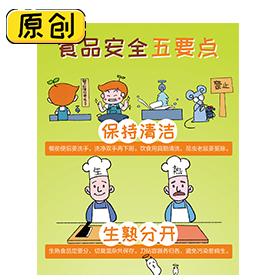 食品安全五要点 (2)