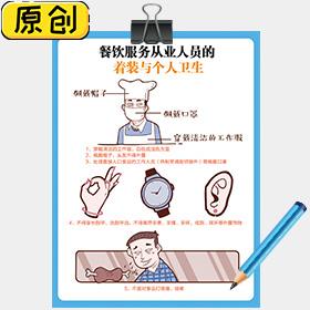 餐饮服务从业人员的着装与个人卫生 (2)